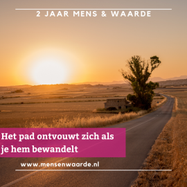 Mens & Waarde: connecting the dots